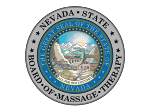 Nevada State Board of Massage Therapy seal
