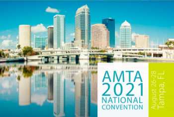 2021 AMTA National Convention Registration